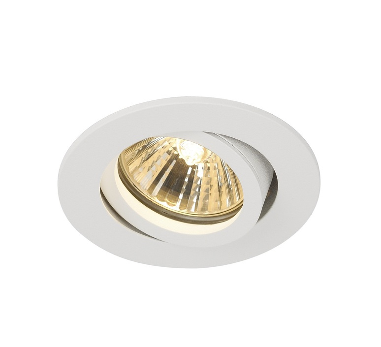 New tria 1 carre avec collerette  studio slv spot encastrable recessed light  slv 111721  design signed 72938 product