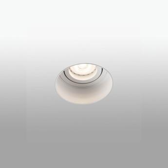Spot encastrable orientable trimless hyde blanc o8 2cm h5 5cm faro normal