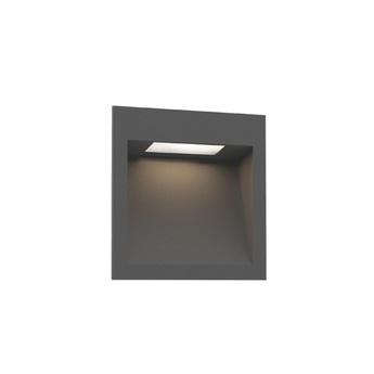 Spot encastrable oris 1 3 aluminium led 3000k 300lm ip65 wever ducre normal
