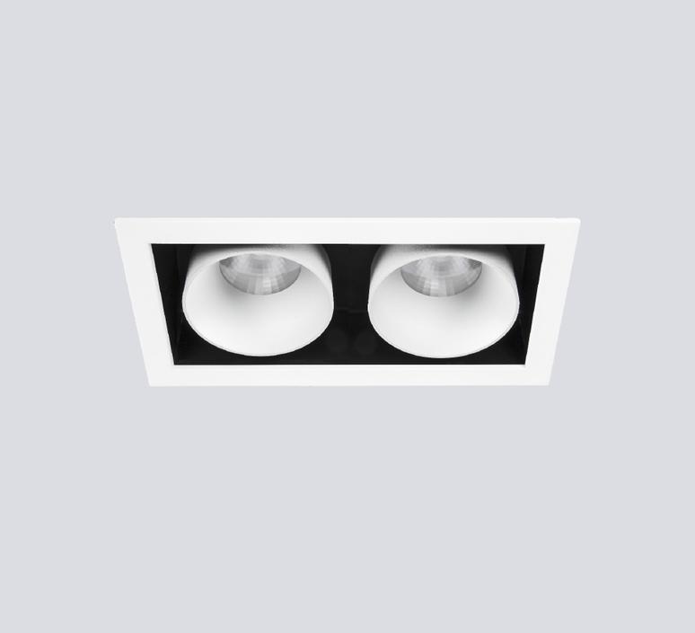 Ringo box 1 2 orientable onok spot encastrable recessed light  onok rf12e10xxxxwb  design signed nedgis 88668 product