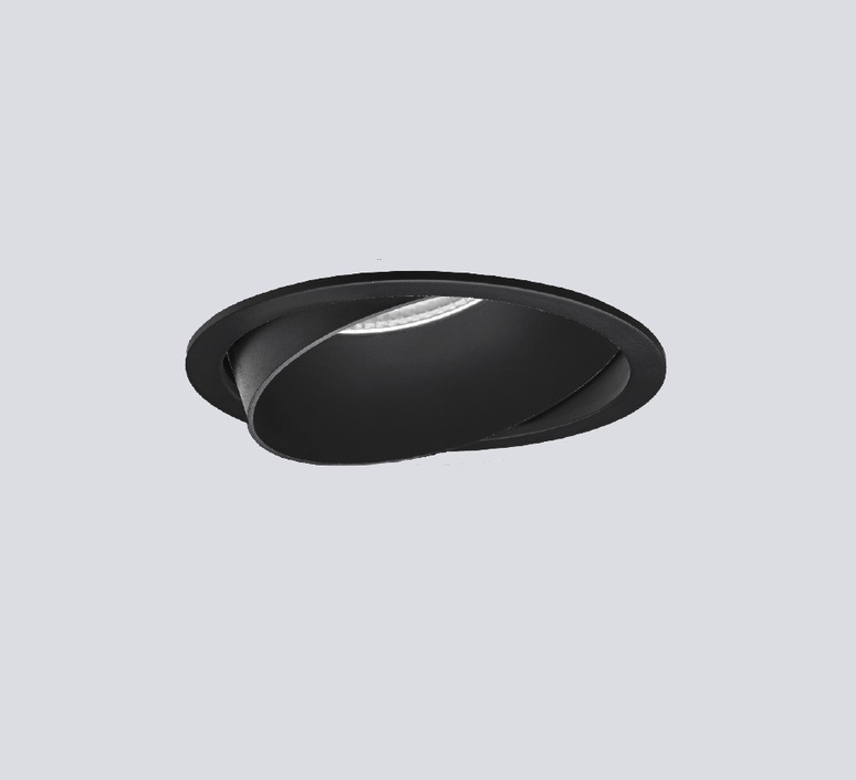 Ringo tilt 1  spot encastrable recessed light  onok rt01a06n34bbs  design signed nedgis 73614 product
