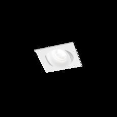 Spot encastrable ron 1 0 led orientable blanc l11cm p11cm h85cm 2700k 36 590lm wever ducre 50052 thumb