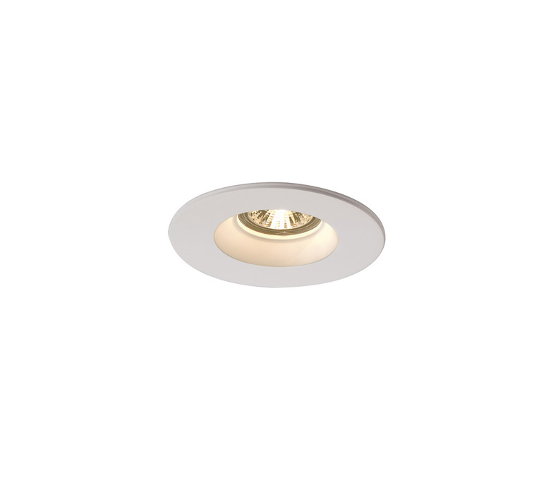 Spot encastrable sans collerette plastra platre blanc o13cm h9cm slv 71051 product