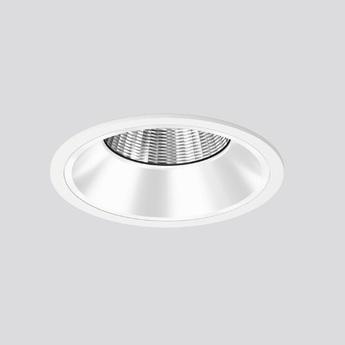 recessed light sasso 100 white led 3000k 2280lm o9 8cm h11 4cm xal