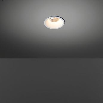 Spot encastrable smart lotis 82 blanc ip55 led 2700k 529lmo8 2cm h5 2cm modular normal