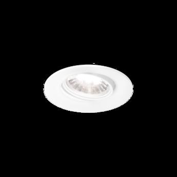 Spot encastrable spineo 1 0 par16 orientable blanc o9 2cm h6 7cm wever ducre normal