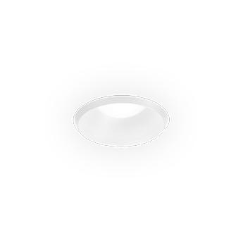 Spot encastrable taio round ip65 1 0 led blanc led 3000k 335 455lm o7 7cm h5 5cm wever ducre normal