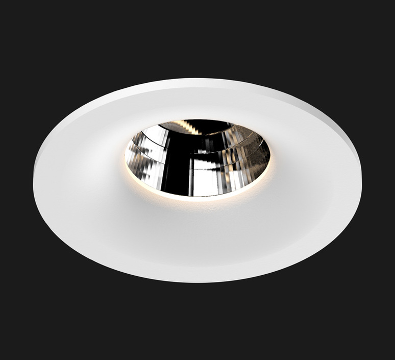 Titan fix round studio doxis spot encastrable recessed light  doxis 1007 90 2700 40 01  design signed nedgis 63453 product
