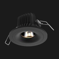 Titan fix round studio doxis spot encastrable recessed light  doxis 1007 90 2700 40 03  design signed nedgis 97012 thumb