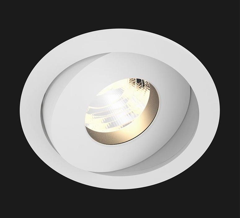 Titan mix round anti glare 28 dali boobytrap studio doxis spot encastrable recessed light  doxis 1012 28 26 927 01 b  design signed nedgis 120892 product