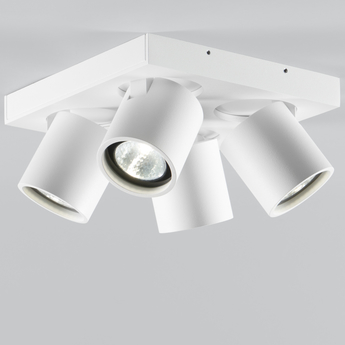 Spot focus 4 blanc led 3000 3600 o24cm h3cm lightpoint normal