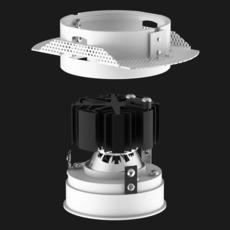 Focus trimless studio doxis spot spot light  doxis 1417 43 27 927 01  design signed nedgis 101484 thumb