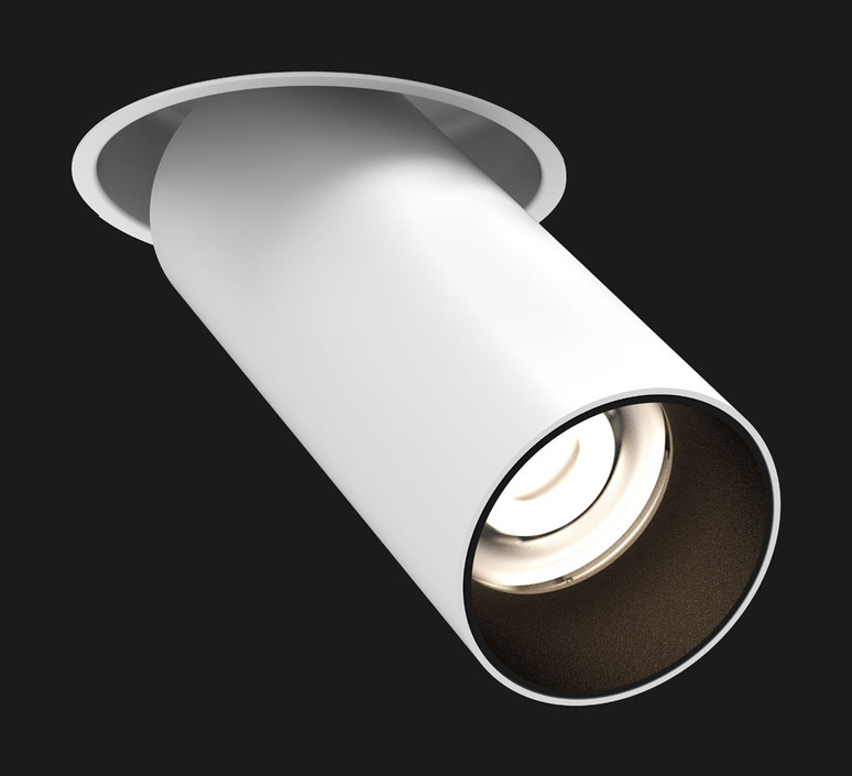 Titan surface mounted studio doxis spot spot light  doxis 1205 90 2700 40 01  design signed 98574 product