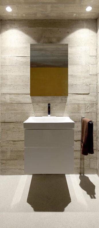 Spot salle de bain deep ip44 blanc ip44 o9 5cm h10 2cm wever et ducre normal