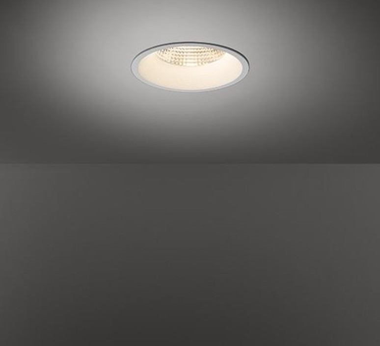 Spot salle de bain lotis 86 ip55 blanc o7 9cm h10cm modular 54359 product