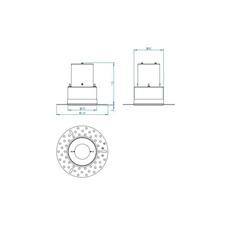 Kos round studio astro spot salle de bain bathroom spot light  astro 1326001  design signed nedgis 105263 thumb
