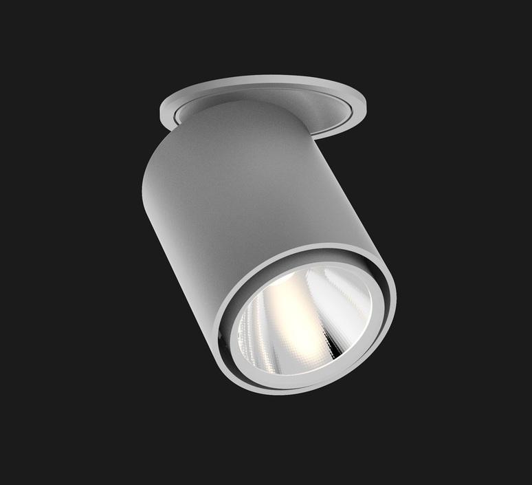 Atlas studio doxis spot semi encastre semi recessed light  doxis 1042 22 927 18  design signed nedgis 64923 product