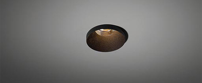 Spot smart kup 82 ip55 led ge medium 25 noir led 3000k 608lm l8 2cm h6 1cm modular normal