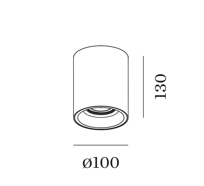 Soli 1 0 led dali studio wever ducre spot spot light  wever et ducre 133365j9  design signed nedgis 119257 product
