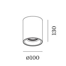 Soli 1 0 led dali studio wever ducre spot spot light  wever et ducre 133365j9  design signed nedgis 119257 thumb