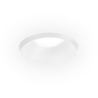 Spot taio round ip65 1 0 led blanc ip65 led 2700k 310 425lm o7 7cm h5 5cm wever ducre normal