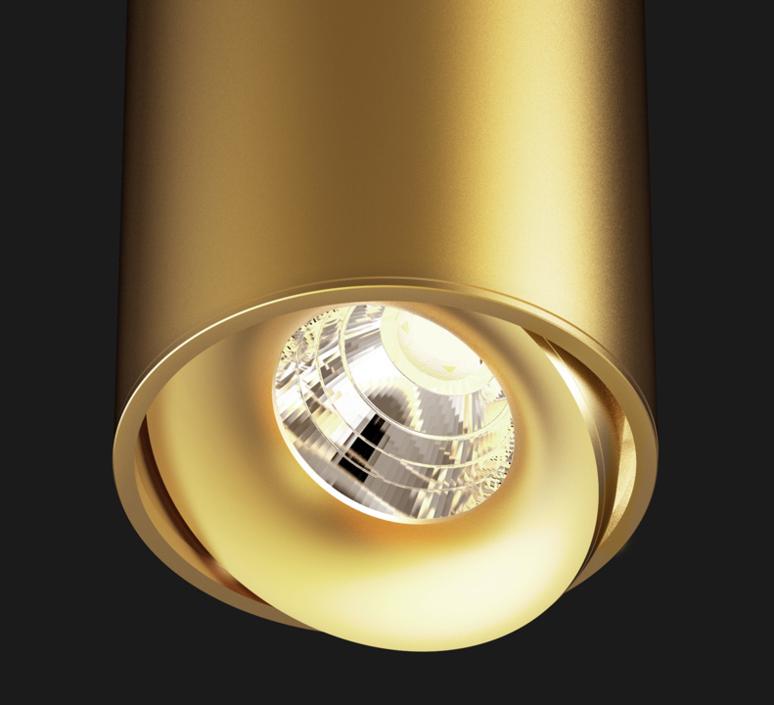 Titan semi recessed organic studio doxis spot spot light  doxis 1201 90 2700 40 16  design signed 34257 product