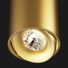 Titan semi recessed organic studio doxis spot spot light  doxis 1201 90 2700 40 16  design signed 34257 thumb