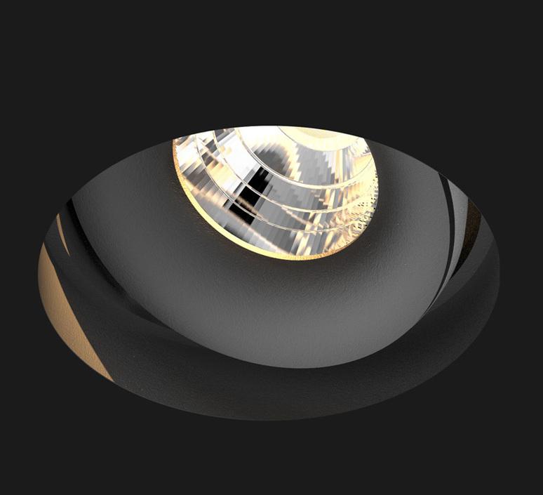 Titan trimless deep studio doxis spot spot light  doxis 1020 90 2700 40 03  design signed 45154 product