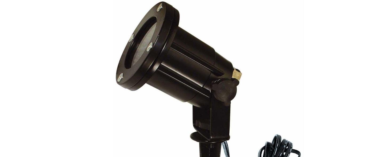 Spot tono noir o10cm h22 5cm faro normal