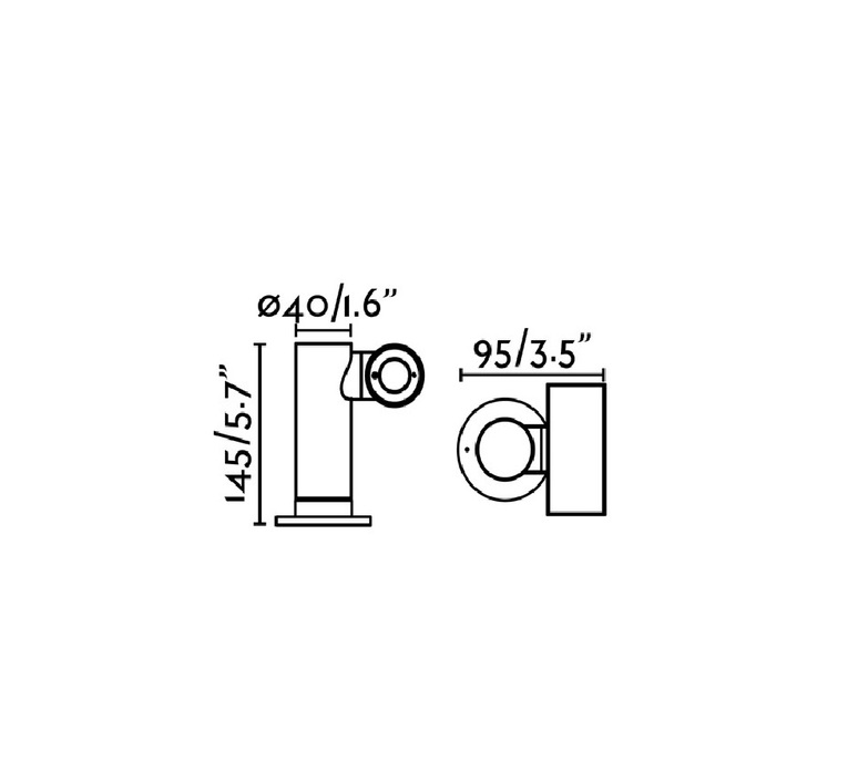 Tono estudi ribaudi spot spot light  faro 73150   design signed nedgis 72810 product