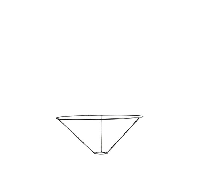 Structure en metal pour abat jour tine k home 65824 product