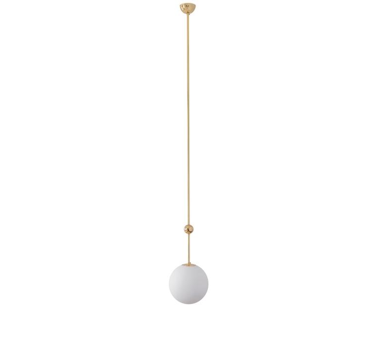 02 marie lise fery suspension pendant light  magic circus suspension 02 190 laiton poli verni  design signed nedgis 101827 product