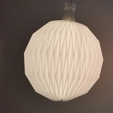101 large kaare klint suspension pendant light  le klint 101l 9101lbr  design signed nedgis 75008 thumb