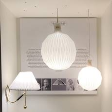 101 large kaare klint suspension pendant light  le klint 101l 9101lbr  design signed nedgis 75009 thumb
