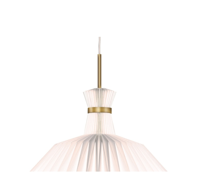 101 large kaare klint suspension pendant light  le klint 101l 9101lbr  design signed nedgis 75010 product