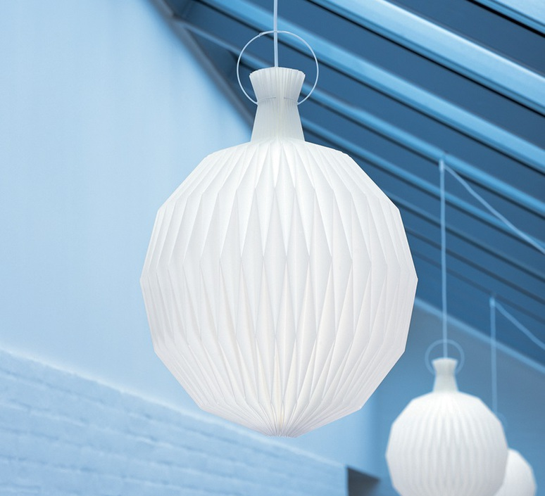 101 medium paper kaare klint suspension pendant light  le klint 101mpa 9101ms  design signed nedgis 74995 product