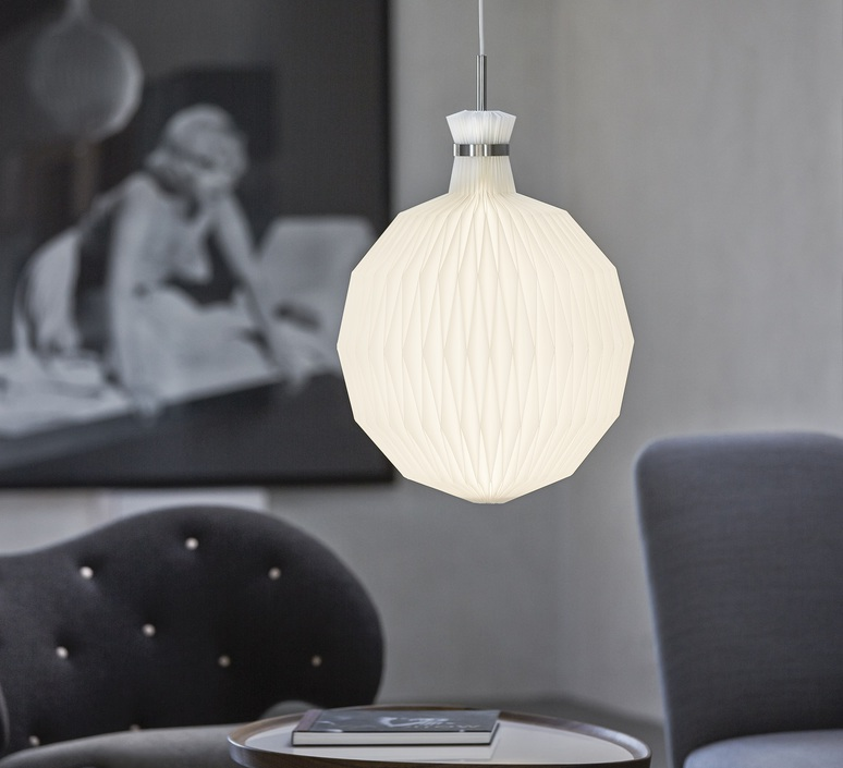 101 medium paper kaare klint suspension pendant light  le klint 101mpa 9101ms  design signed nedgis 75000 product