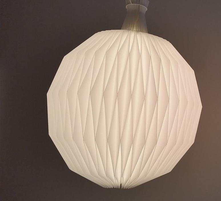 101 medium paper kaare klint suspension pendant light  le klint 101mpa 9101mcp  design signed nedgis 74990 product