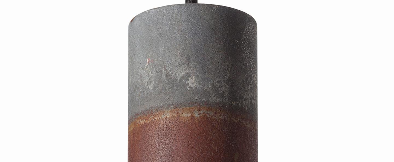 Suspension 15v zinc rouille zinc o6cm h15cm graypants normal