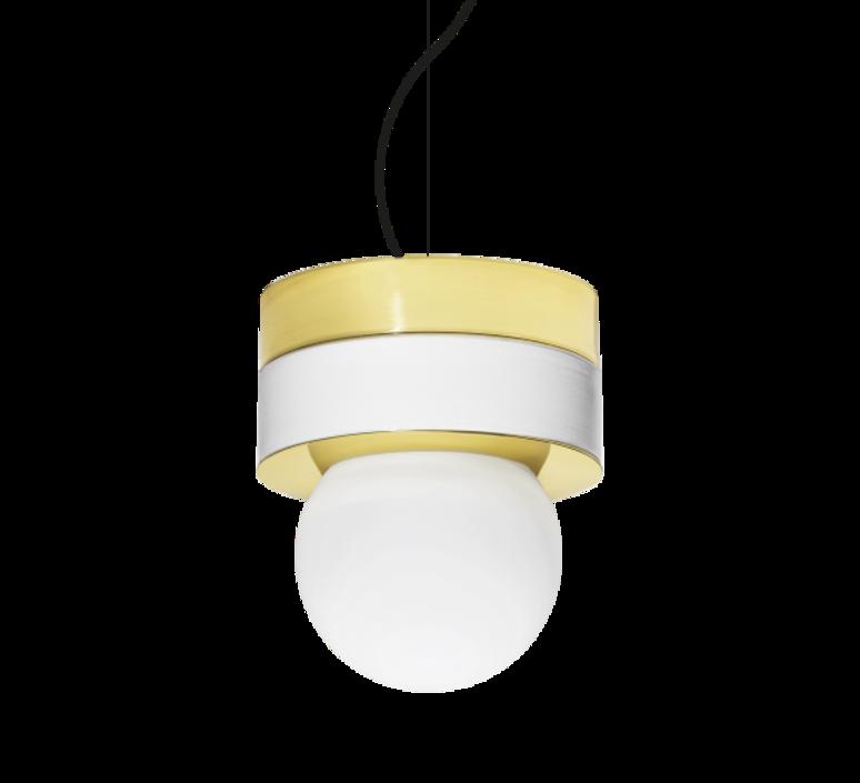2 01 sophie gelinet et cedric gepner suspension pendant light  haos 2 01 blanc  design signed 41720 product