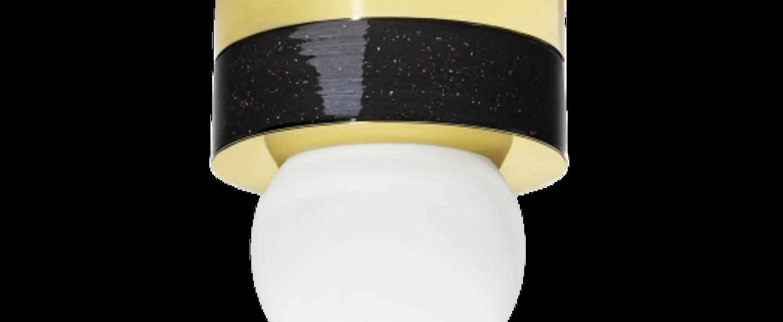 Suspension 2 01 noir led o18cm h21cm haos normal