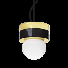 2 01 sophie gelinet et cedric gepner suspension pendant light  haos 2 01 noir  design signed 41723 thumb