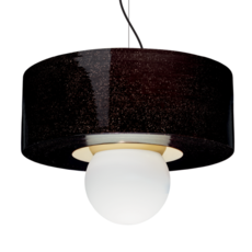2 03 sophie gelinet et cedric gepner suspension pendant light  haos 2 03 noir  design signed 41795 thumb