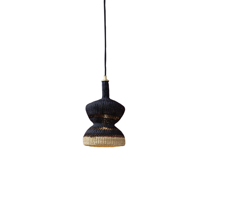2 tier sara efia reddin suspension pendant light  golden editions 2tier midnight  design signed nedgis 71045 product