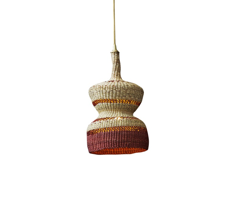 2 tier sara efia reddin suspension pendant light  golden editions 2tier ginger  design signed nedgis 71048 product