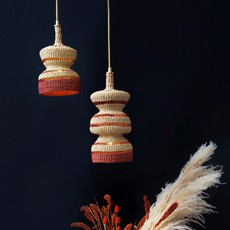 2 tier sara efia reddin suspension pendant light  golden editions 2tier ginger  design signed nedgis 71112 thumb