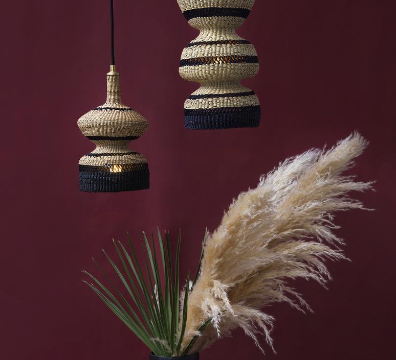 2 tier sara efia reddin suspension pendant light  golden editions 2tier natural  design signed nedgis 71050 product