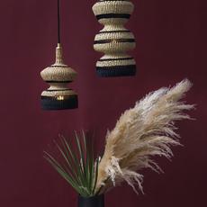 2 tier sara efia reddin suspension pendant light  golden editions 2tier natural  design signed nedgis 71050 thumb