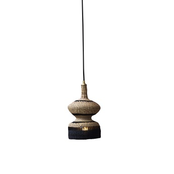 Suspension 2 tier naturel l15cm h24cm golden editions normal