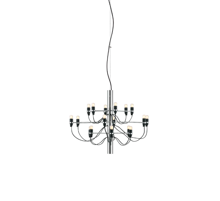 2097 18 gino sarfatti suspension pendant light  flos a1352057  design signed nedgis 107693 product